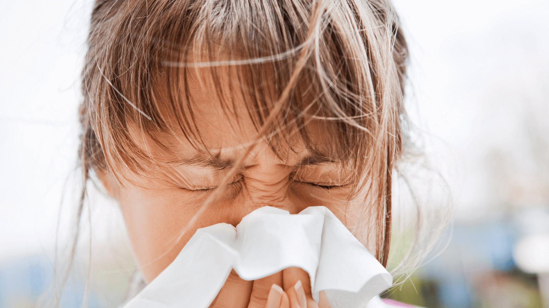 Hält Ihre Nase gesund