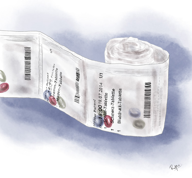 Medikamentendosierung